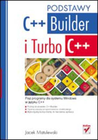 Okładka książki/ebooka C++Builder i Turbo C++. Podstawy