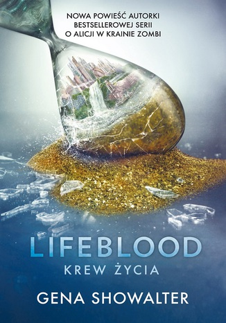 Okładka książki/ebooka Lifeblood. Krew Życia