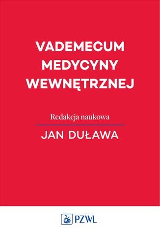 Okładka książki/ebooka Vademecum medycyny wewnętrznej