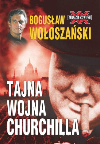 Okładka książki/ebooka Tajna Wojna Churchilla