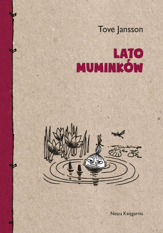 Okładka książki/ebooka Lato Muminków