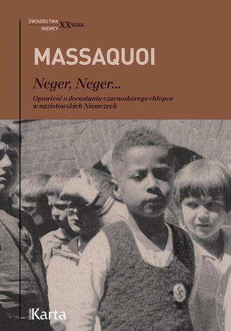 Okładka książki/ebooka Neger, neger