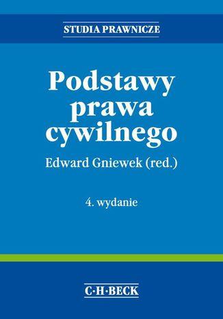 Okładka książki/ebooka Podstawy prawa cywilnego
