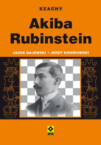 Okładka książki/ebooka Akiba Rubinstein
