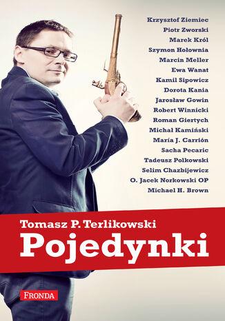 Okładka książki/ebooka Pojedynki