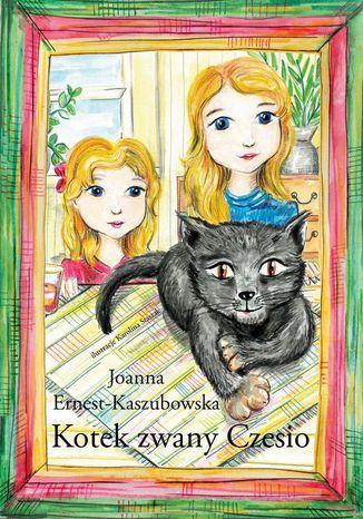 Okładka książki/ebooka Kotek zwany Czesio