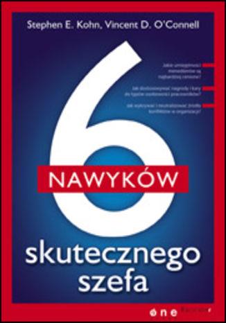Okładka książki/ebooka 6 nawyków skutecznego szefa