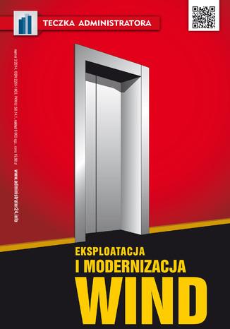 Okładka książki/ebooka Eksploatacja i modernizacja wind