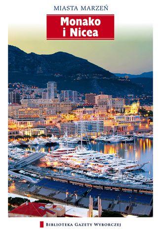Okładka książki/ebooka Monako i Nicea