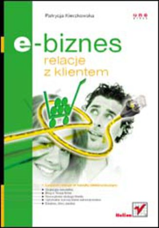 Okładka książki/ebooka E-biznes. Relacje z klientem