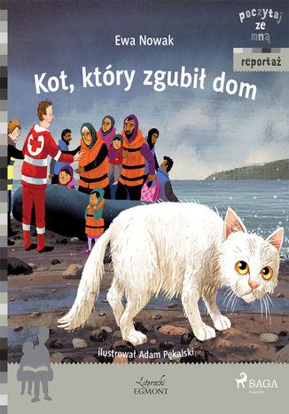 Okładka książki/ebooka Kot, który zgubił dom