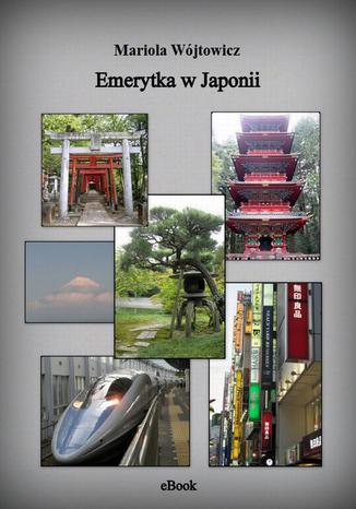 Okładka książki/ebooka Emerytka w Japonii