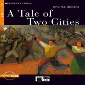 Okładka książki A Tale of Two Cities