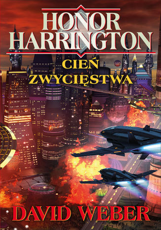 Okładka książki/ebooka Cień zwycięstwa (Honor Harrington)