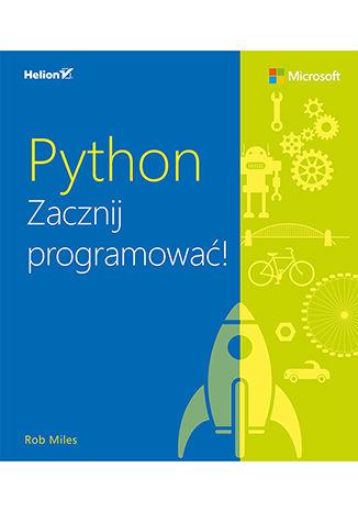 Okładka książki/ebooka Python. Zacznij programować!