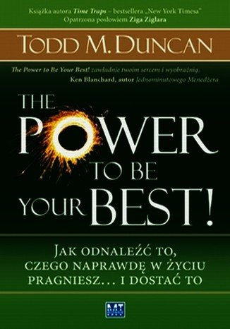 Okładka książki/ebooka The Power to Be Your Best!