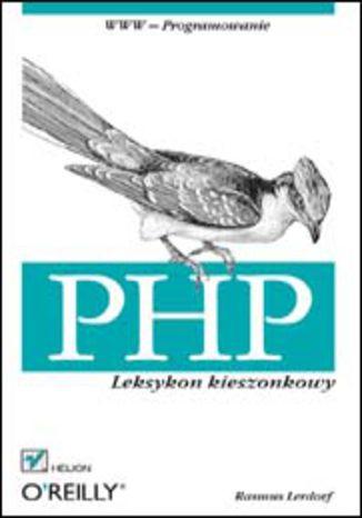 Okładka książki/ebooka PHP. Leksykon kieszonkowy