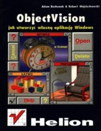 Okładka książki/ebooka Object Vision