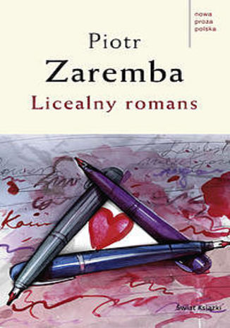 Okładka książki/ebooka Romans licealny