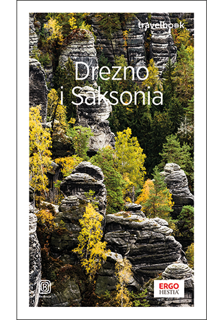 Okładka książki/ebooka Drezno i Saksonia. Travelbook. Wydanie 3