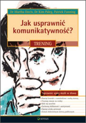 Okładka książki Jak usprawnić komunikatywność? Trening