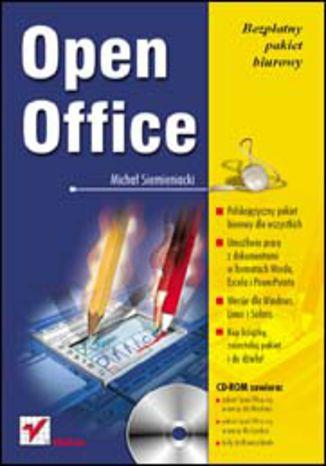 Okładka książki OpenOffice