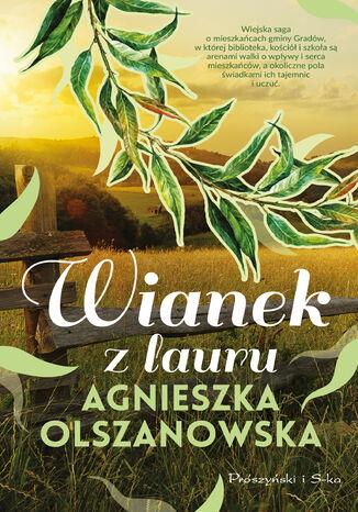 Okładka książki/ebooka Wianek z lauru