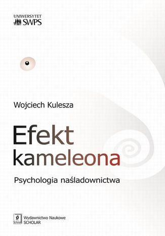 Okładka książki/ebooka Efekt kameleona
