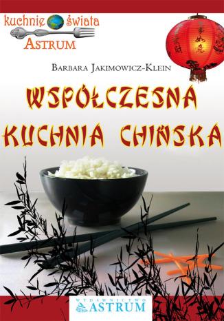 Okładka książki/ebooka Współczesna kuchnia chińska