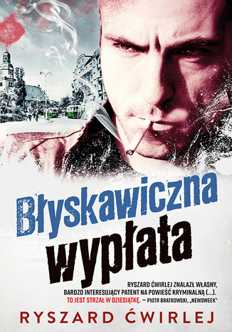 Okładka książki/ebooka Błyskawiczna wypłata