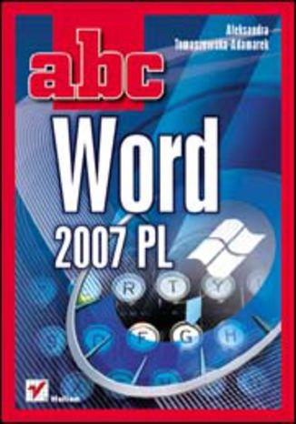 Okładka książki/ebooka ABC Word 2007 PL