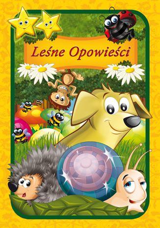 Okładka książki/ebooka Leśne Opowieści
