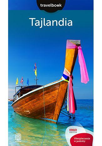 Okładka książki/ebooka Tajlandia. Travelbook. Wydanie 1