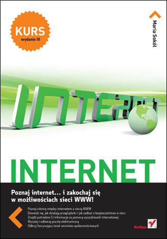 Okładka książki/ebooka Internet. Kurs. Wydanie III