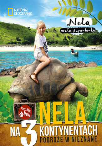 Okładka książki/ebooka Nela na 3 kontynentach