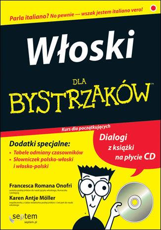 Okładka książki/ebooka Włoski dla bystrzaków