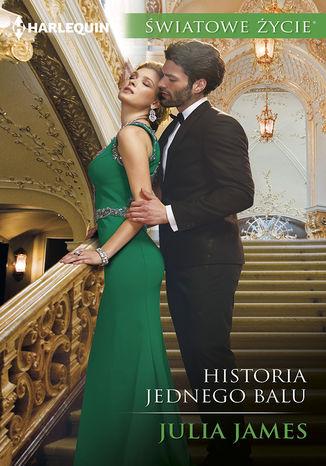 Okładka książki/ebooka Historia jednego balu