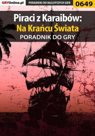 Okładka książki/ebooka Piraci z Karaibów: Na Krańcu Świata - poradnik do gry