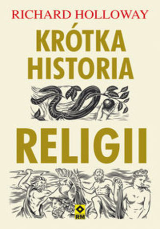 Okładka książki Krótka historia religii
