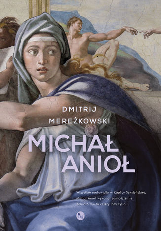 Okładka książki/ebooka Michał Anioł