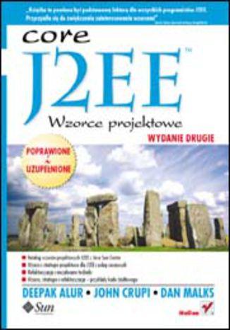 Okładka książki/ebooka J2EE. Wzorce projektowe. Wydanie 2