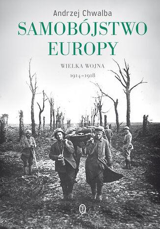 Okładka książki/ebooka Samobójstwo Europy