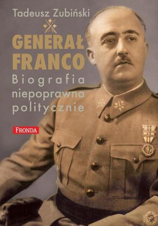 Okładka książki/ebooka Generał Franco