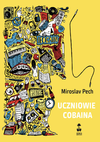 Okładka książki/ebooka Uczniowie Cobaina