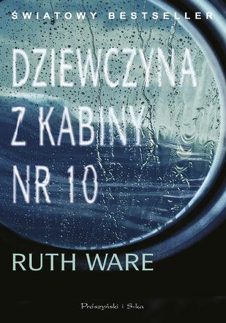 Okładka książki/ebooka Dziewczyna z kabiny numer 10