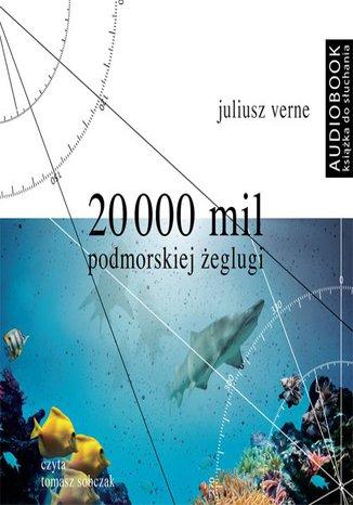 Okładka książki/ebooka 20 000 mil podmorskiej żeglugi