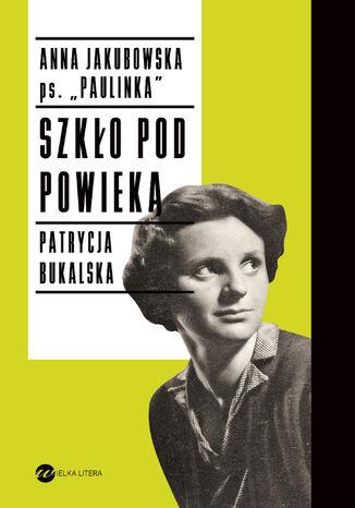 Okładka książki/ebooka Szkło pod powieką