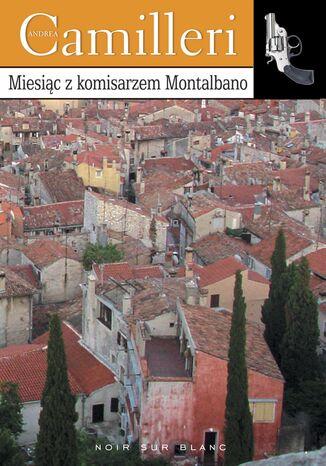 Okładka książki/ebooka Miesiąc z komisarzem Montalbano
