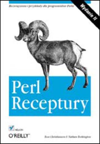 Okładka książki/ebooka Perl. Receptury. Wydanie II