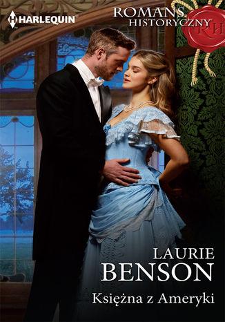 Okładka książki/ebooka Księżna z Ameryki